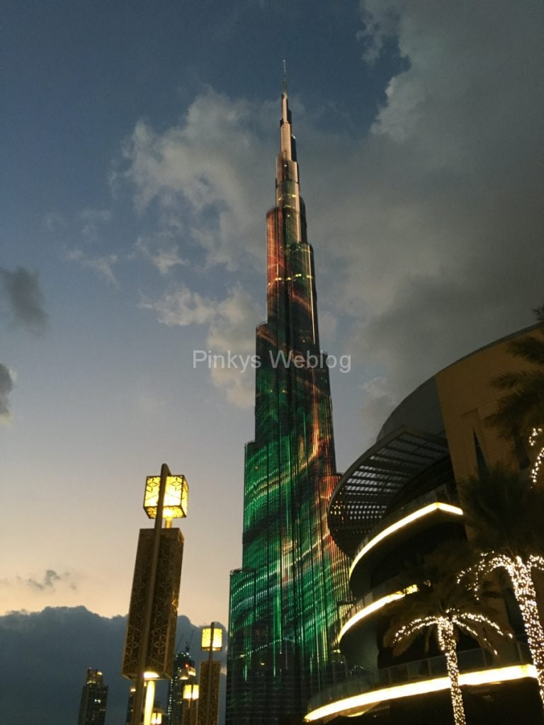 Burj Khalifa, Dubai, UAE, Photo impressions